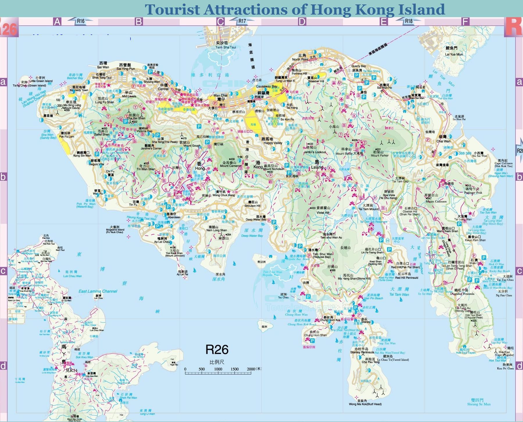 offline térkép Hong Kong térkép offline   az Offline Hong Kong térkép (Kína) offline térkép